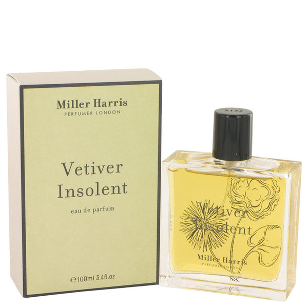Vetiver Insolent by Miller Harris Eau De Parfum Spray for Women