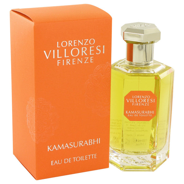 Kamasurabhi by Lorenzo Villoresi Eau De Toilette Spray 3.4 oz for Women