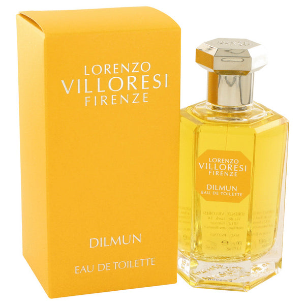 Dilmun by Lorenzo Villoresi Eau De Toilette Spray 3.4 oz for Women