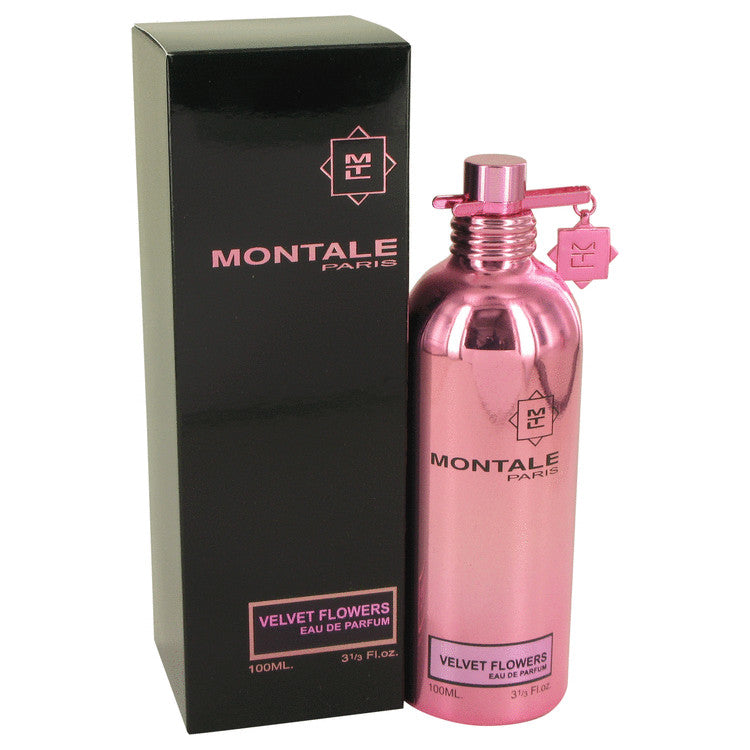 Montale Velvet Flowers by Montale Eau De Parfum Spray 3.4 oz for Women