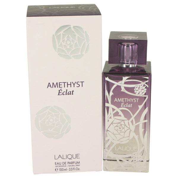 Lalique Amethyst Eclat by Lalique Eau De Parfum Spray oz for Women