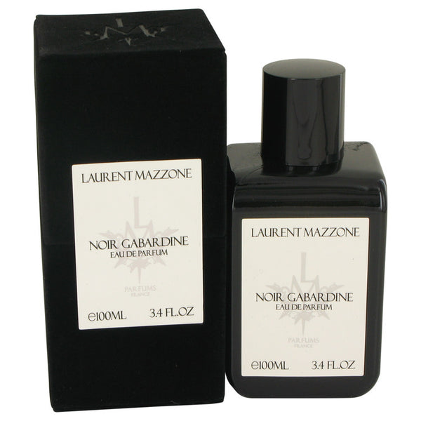 Noir Gabardine by Laurent Mazzone Eau De Parfum Spray (Unisex) 3.4 oz