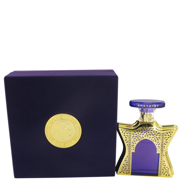 Bond No. 9 Dubai Amethyst by Bond No. 9 Eau De Parfum Spray (Unisex) 3.3 oz
