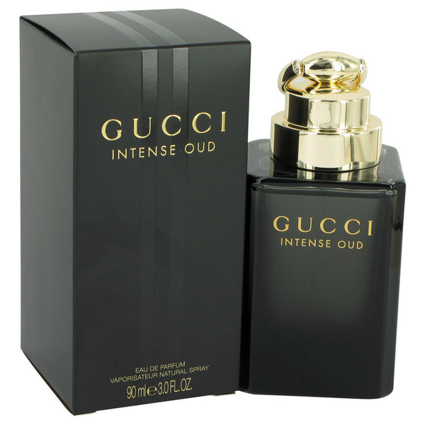 Gucci Intense Oud by Gucci Eau De Parfum Spray (Unisex) 3 oz