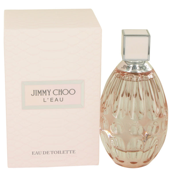 Jimmy Choo L'eau by Jimmy Choo Eau De Toilette Spray 3 oz for Women