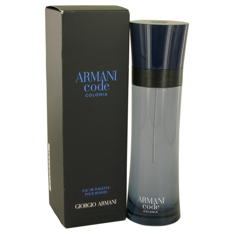 Armani Code Colonia by Giorgio Armani Eau De Toilette Spray for Men