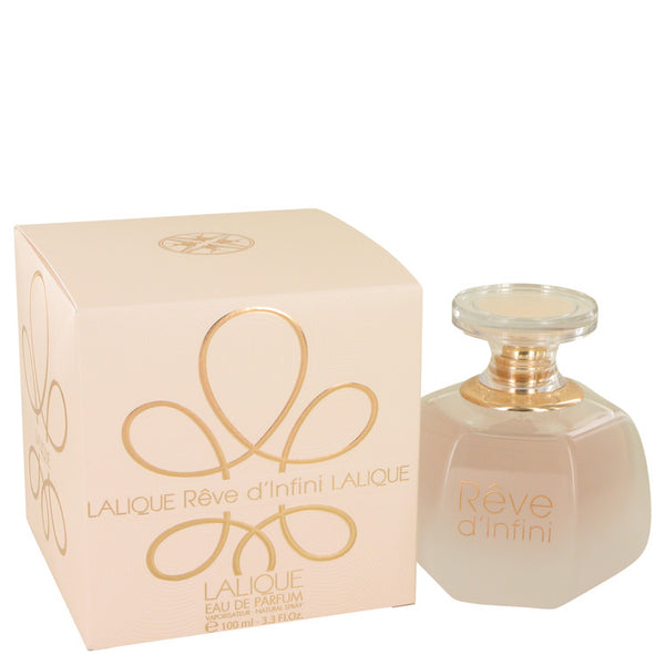 Reve D'infini by Lalique Eau De Parfum Spray 3.3 oz for Women
