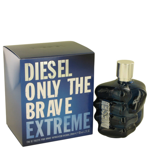 Only The Brave Extreme by Diesel Eau De Toilette Spray for Men