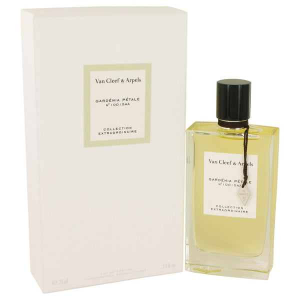 Gardenia Petale by Van Cleef & Arpels Eau De Parfum Spray 2.5 oz for Women