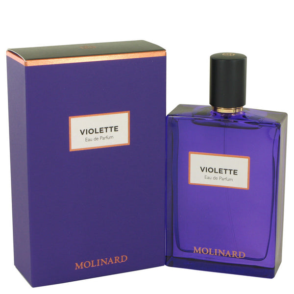 Molinard Violette by Molinard Eau De Parfum Spray (Unisex) 2.5 oz for Women