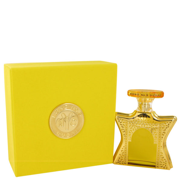 Bond No. 9 Dubai Citrine by Bond No. 9 Eau De Parfum Spray (Unisex) 3.4 oz