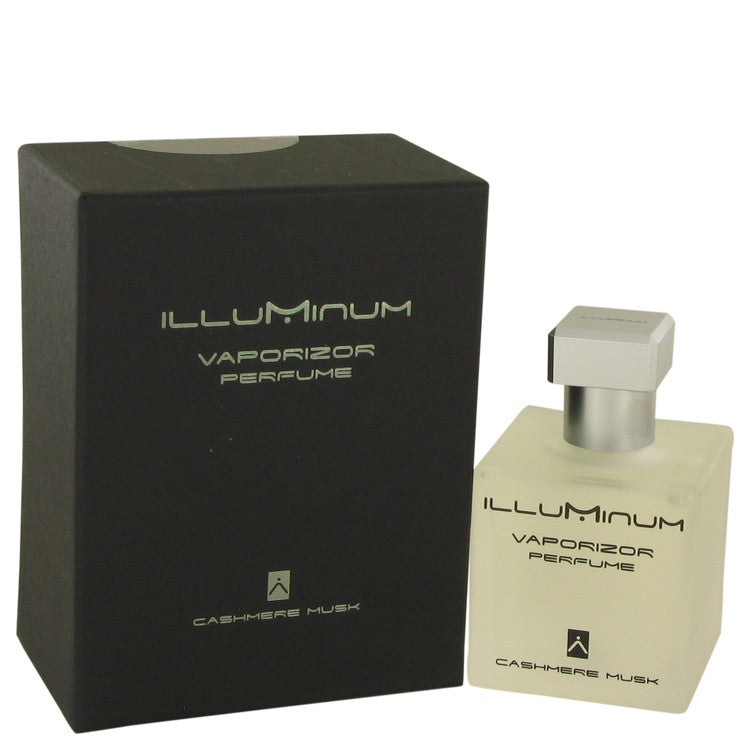 Illuminum Cashmere Musk by Illuminum Eau De Parfum Spray 3.4 oz for Women