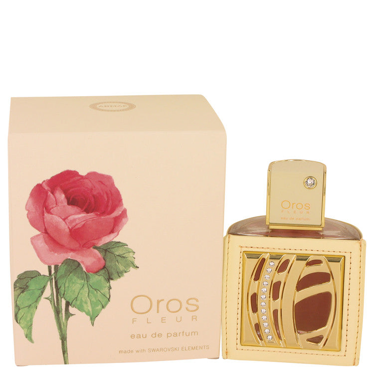 Armaf Oros Fleur by Armaf Eau DE Parfum Spray 2.9 oz for Women