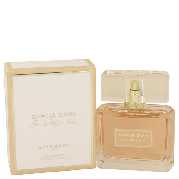 Dahlia Divin Nude by Givenchy Eau De Parfum Spray 2.5 oz for Women