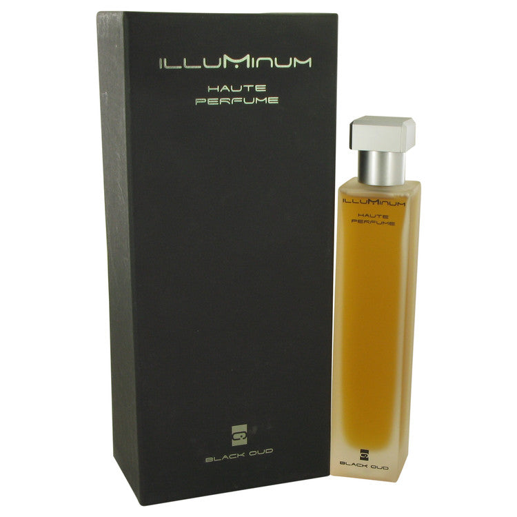 Illuminum Black Oud by Illuminum Eau De Parfum Spray 3.4 oz for Women