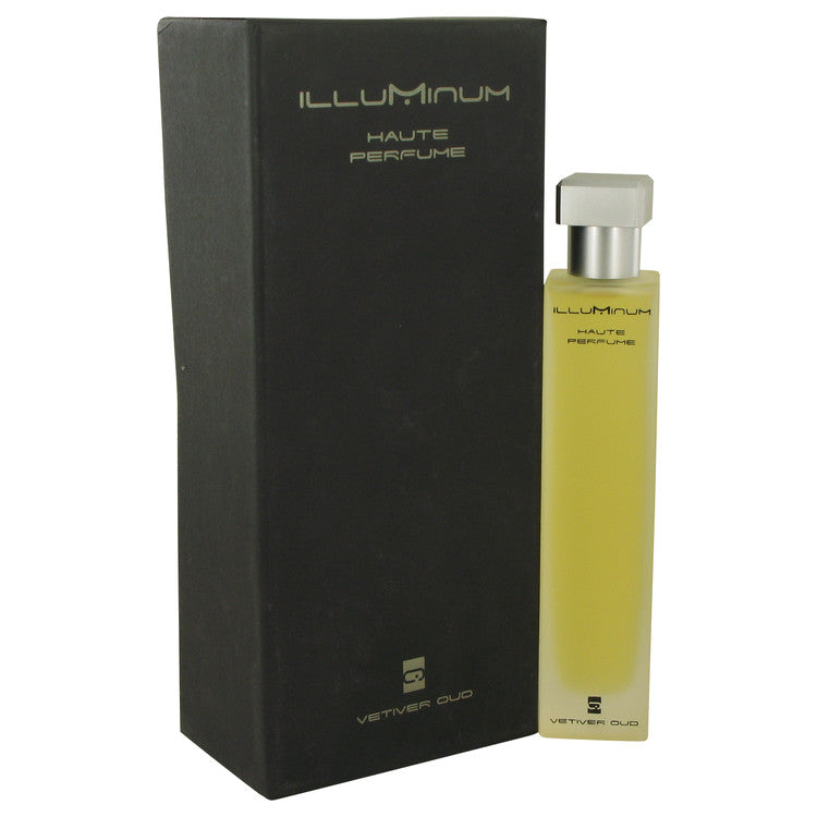 Illuminum Vetiver Oud by Illuminum Eau De Parfum Spray 3.4 oz  (Unisex)