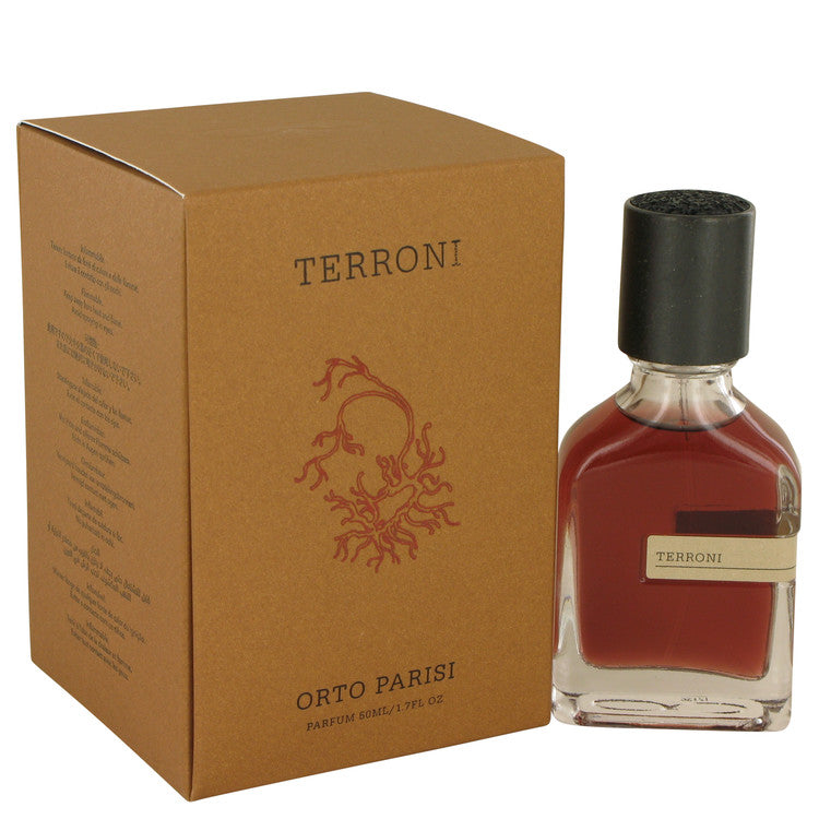 Terroni by Orto Parisi Parfum Spray (Unisex) 1.7 oz Unisex