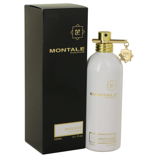 Montale White Aoud by Montale Eau De Parfum Spray 3.4 oz (Unisex)