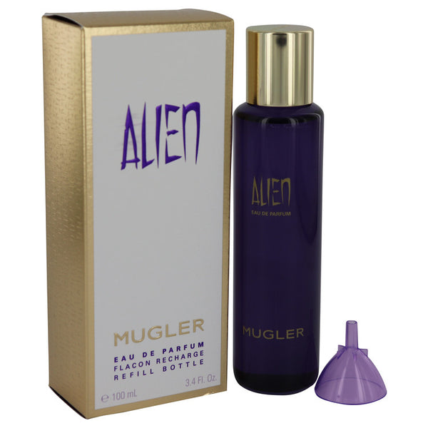 Alien by Thierry Mugler Eau De Parfum Refill 3.4 oz for Women