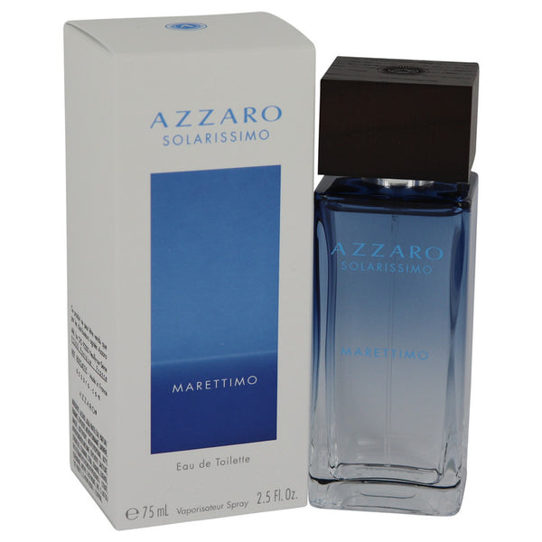 Azzaro Solarissimo Marettimo by Azzaro Eau De Toilette Spray 2.5 oz for Men