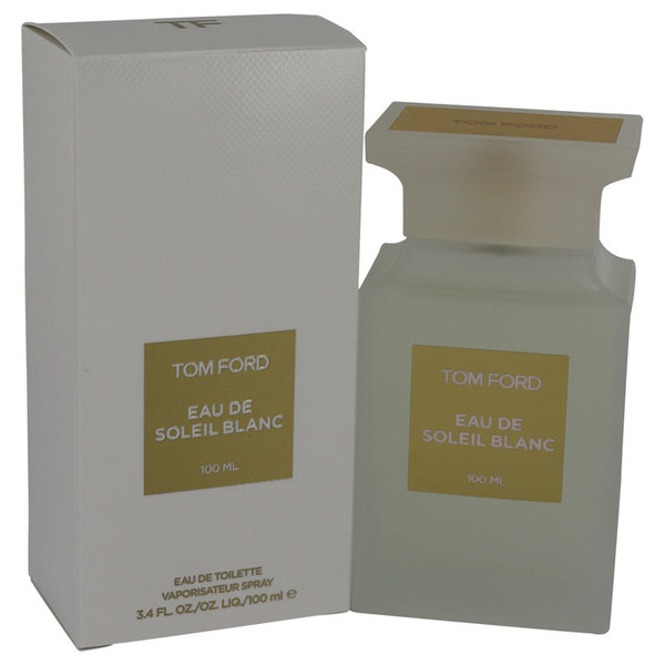 Tom Ford Eau De Soleil Blanc by Tom Ford Eau De Toilette Spray 3.4 oz for Women