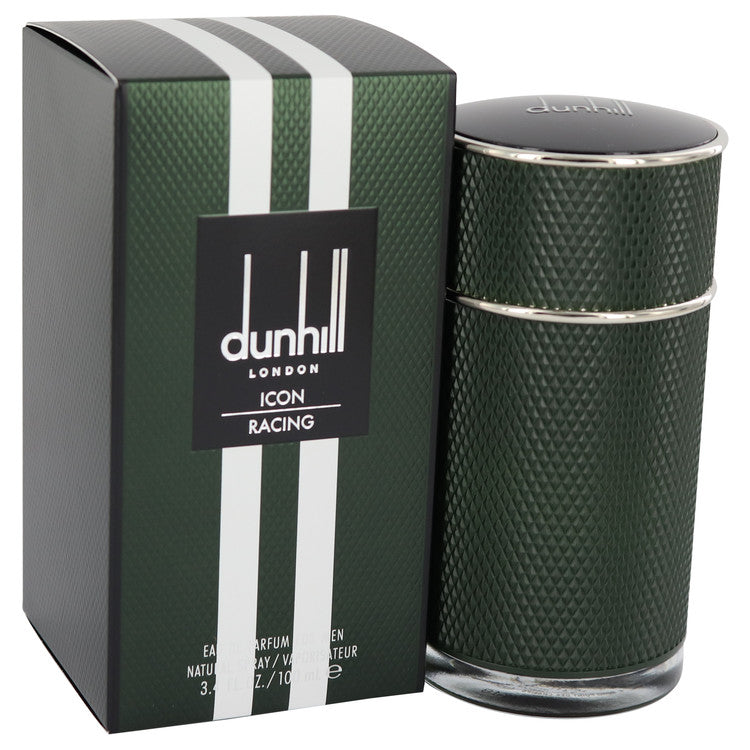 Dunhill Icon Racing by Alfred Dunhill Eau De Parfum Spray 3.4 oz for Men