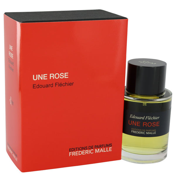Une Rose by Frederic Malle Eau De Parfum Spray 3.4 oz for Women