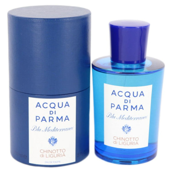 Blu Mediterraneo Chinotto Di Liguria by Acqua Di Parma Eau De Toilette Spray  5 oz (Unisex)