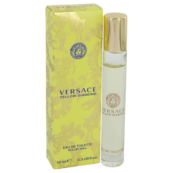 Versace Yellow Diamond by Versace EDT Rollerball .3 oz for Women
