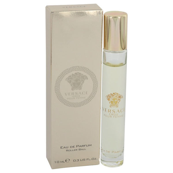 Versace Eros by Versace EDP Rollerball .3 oz for Women