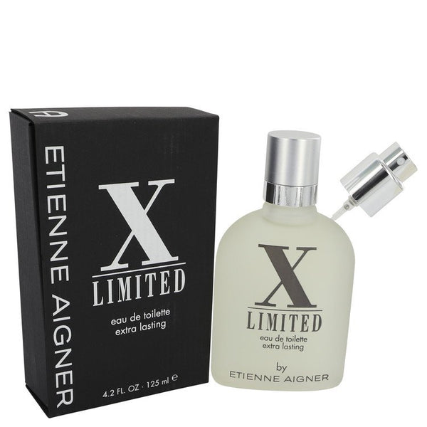 X Limited by Etienne Aigner Eau De Toilette Spray 4.2 oz for Men