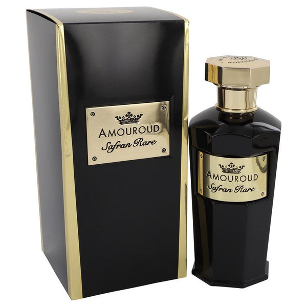 Safran Rare by Amouroud Eau De Parfum Spray 3.4 oz (Unisex)