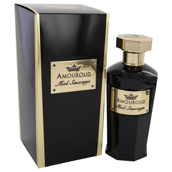 Miel Sauvage by Amouroud Eau De Parfum Spray 3.4 oz  (Unisex)