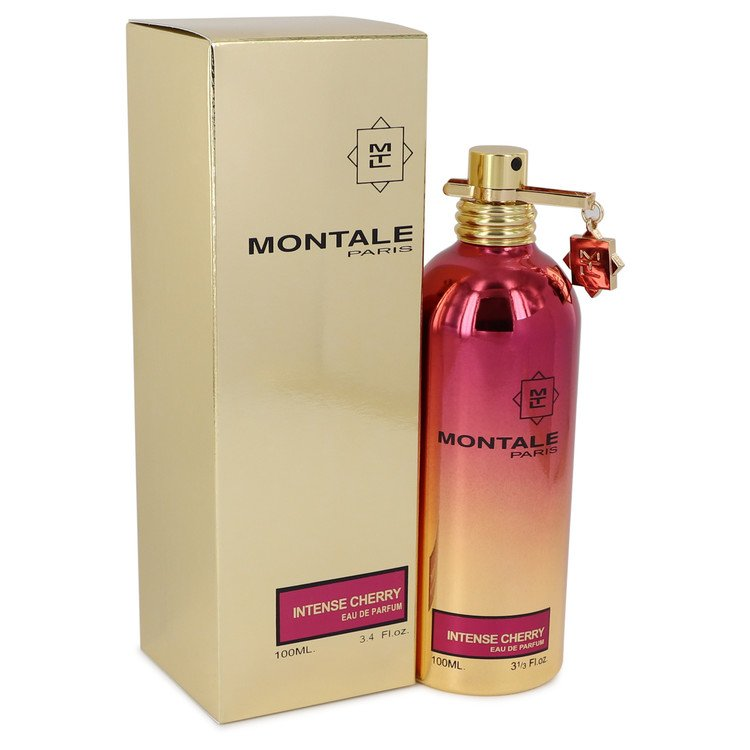 Montale Intense Cherry by Montale Eau De Parfum Spray (Unisex) 3.4 oz