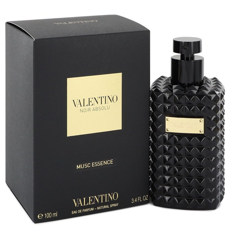 Valentino Noir Absolu Musc Essence by Valentino Eau De Parfum Spray 3.4 oz for Women