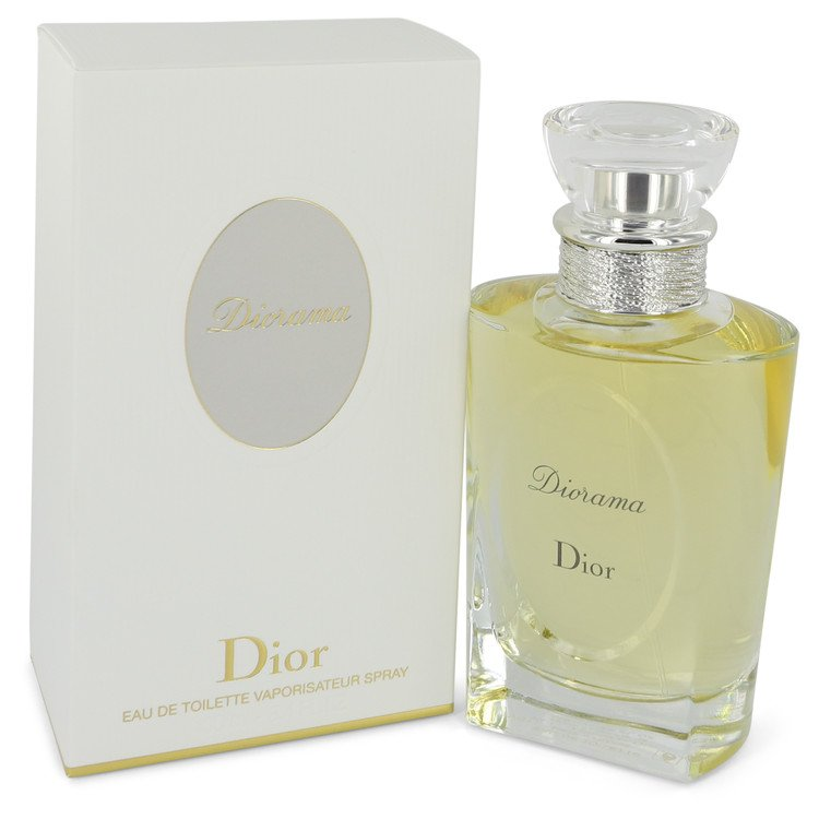 Diorama by Christian Dior Eau De Toilette Spray 3.4 oz for Women