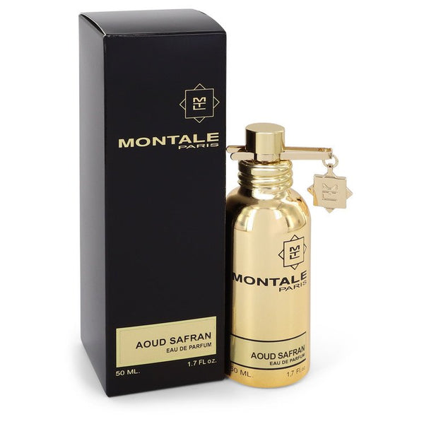 Montale Aoud Safran by Montale Eau De Parfum Spray 1.7 oz for Women