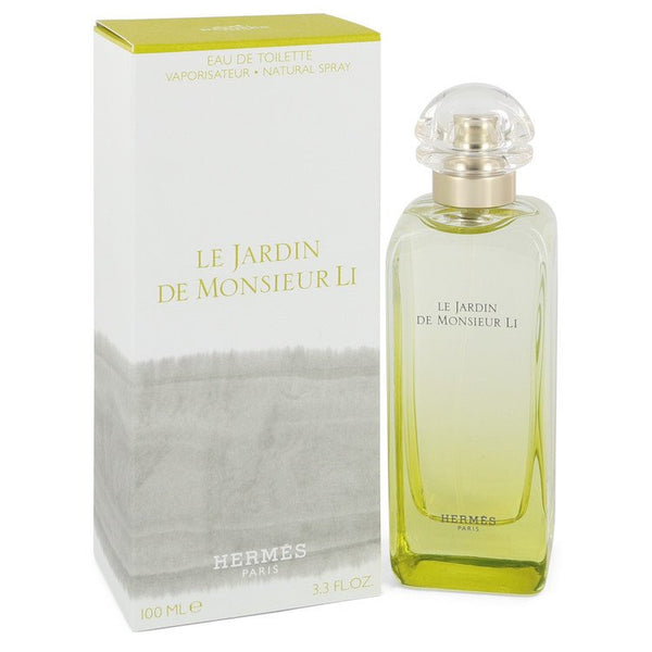 Le Jardin De Monsieur Li by Hermes Eau De Toilette Spray for Men