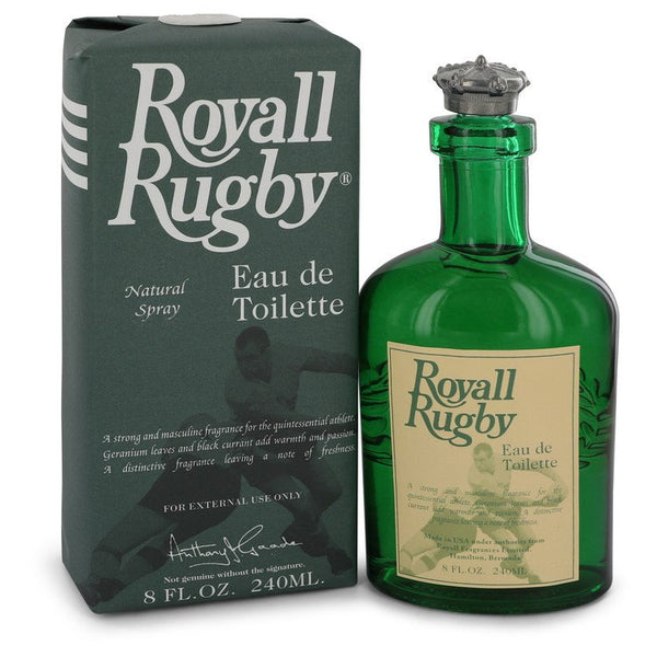 Royall Rugby by Royall Fragrances All Purpose Lotion - Cologne Spray 8 oz for Men