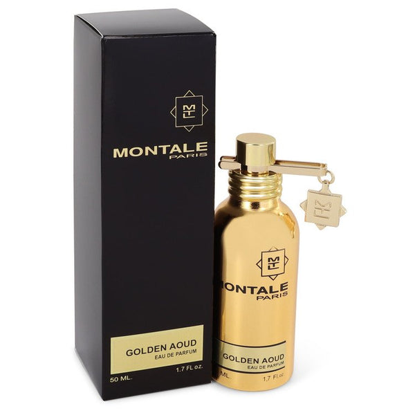 Montale Golden Aoud by Montale Eau De Parfum Spray 1.7 oz for Women