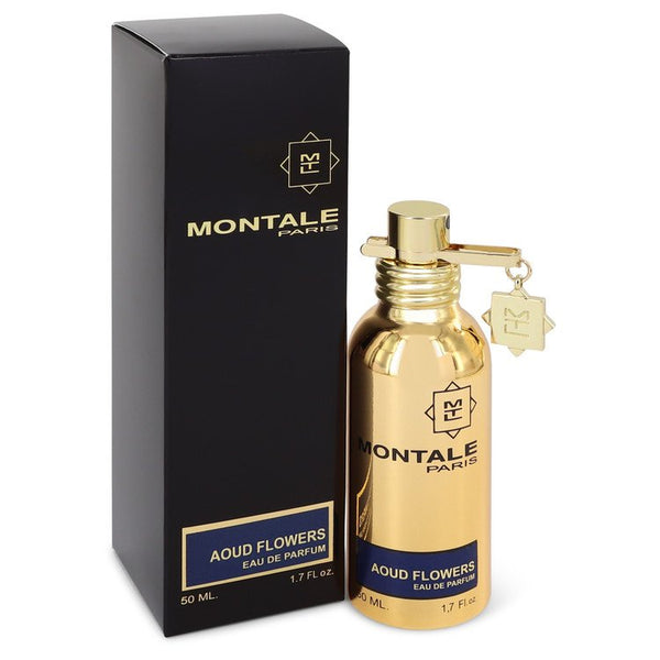 Montale Aoud Flowers by Montale Eau De Parfum Spray 1.7 oz (Unisex)