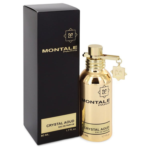 Montale Crystal Aoud by Montale Eau De Parfum Spray 1.7 oz for Women