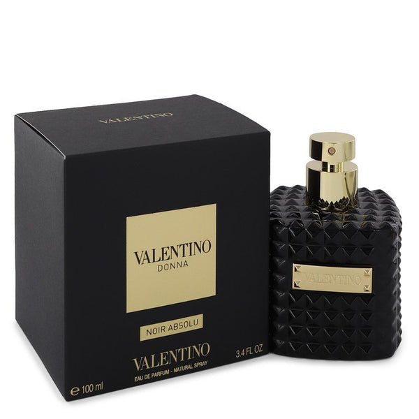 Valentino Donna Noir Absolu by Valentino Eau De Parfum Spray 3.4 oz for Women