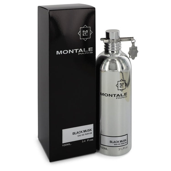 Montale Black Musk by Montale Eau De Parfum Spray 3.4 oz (Unisex)