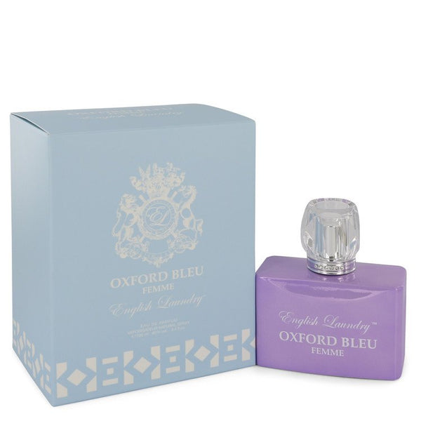 Oxford Bleu by English Laundry Eau De Parfum Spray 3.4 oz for Women