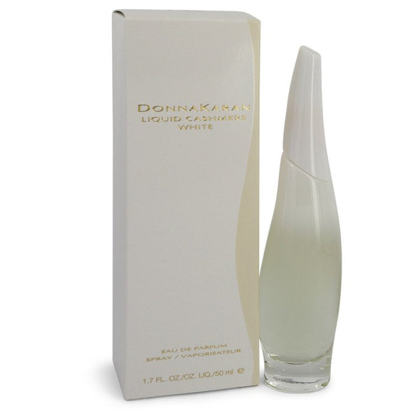 Liquid Cashmere White by Donna Karan Eau De Parfum Spray 1.7 oz for Women