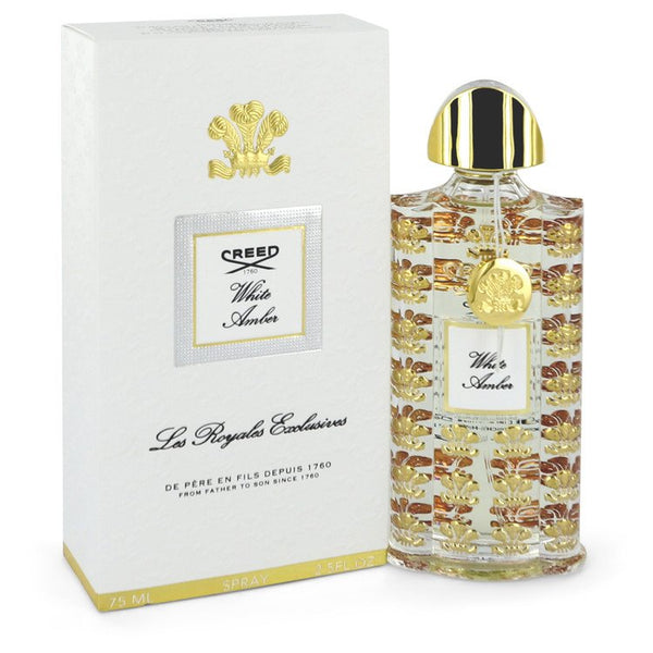 White Amber by Creed Eau De Parfum Spray 2.5 oz for Women