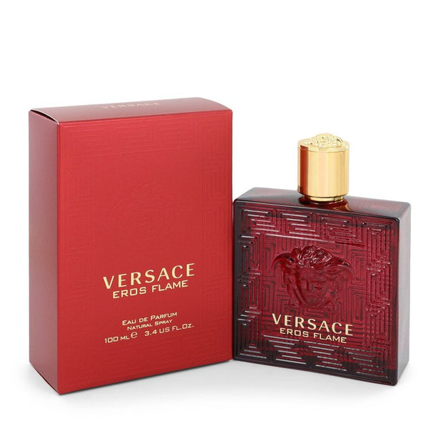 Versace Eros Flame by Versace Eau De Parfum Spray for Men