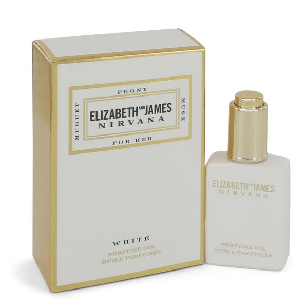 Nirvana White by Elizabeth and James Perfume Oil .47 oz for Women