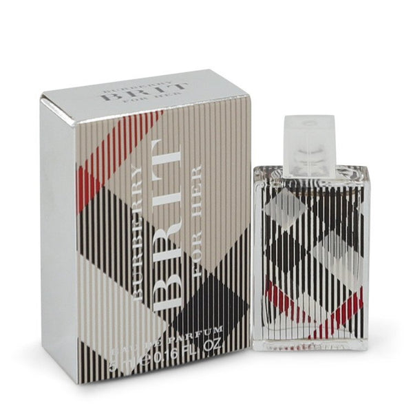 Burberry Brit by Burberry Mini EDP .16 oz for Women